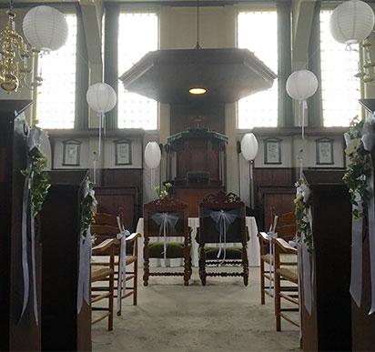 Huwelijk Krommenie t Noorderhuys