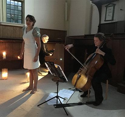 concert voorstelling Krommenie t Noorderhuys3