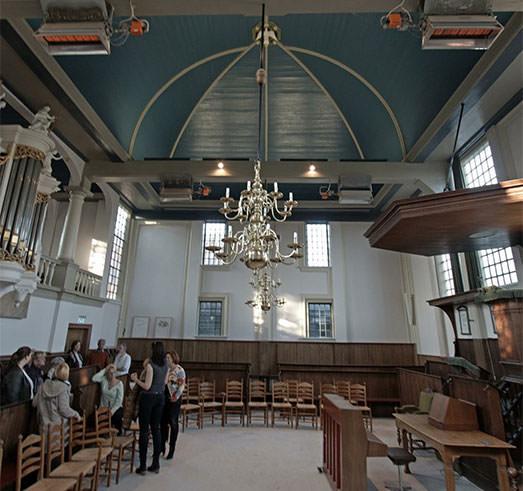 Vergadering lezing Krommenie t Noorderhuys