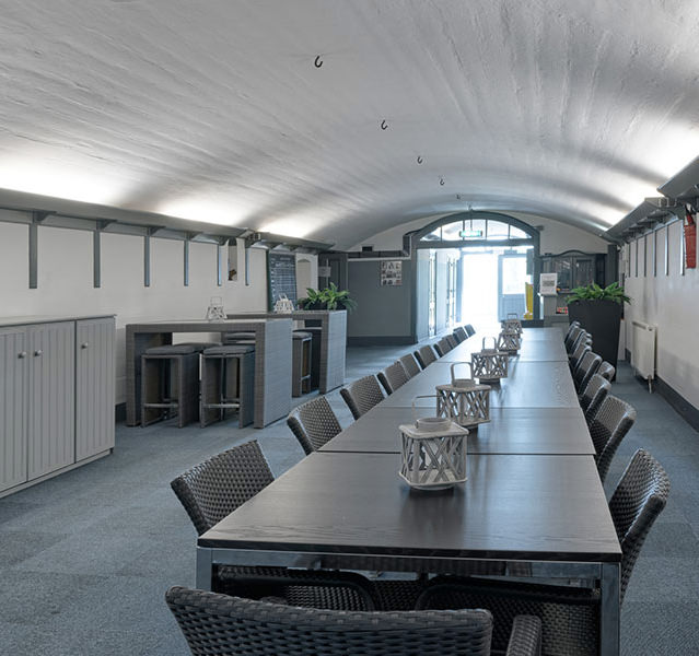 Fort Marken Binnen t Noorderhuys